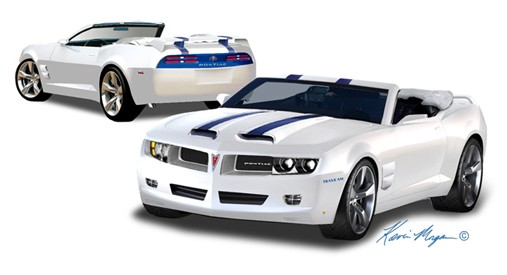 pontiac lives on with phoenix camaro trans am conversion. Black Bedroom Furniture Sets. Home Design Ideas