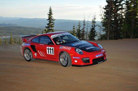 Photo courtesy Porsche Motorsport North America