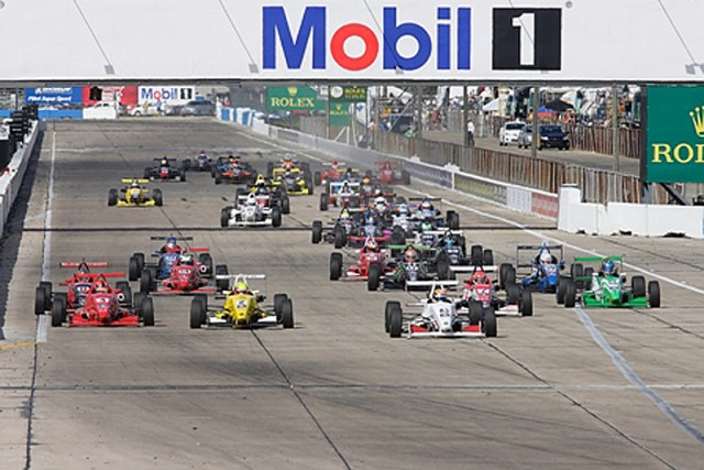 Photo courtesy USF2000