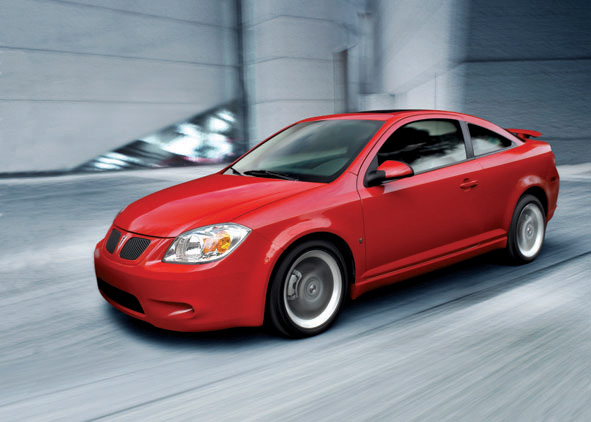 2009 pontiac g5 pictures photos gallery motorauthority. Black Bedroom Furniture Sets. Home Design Ideas