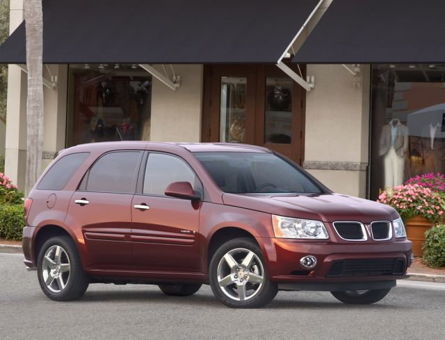 New And Used Pontiac Torrent Prices Photos Reviews Specs The Car Connection