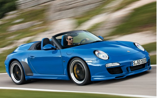 Study Finds High Speed Convertible Driving Hazardous To