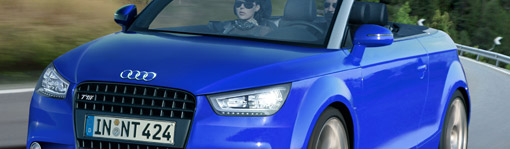 preview 2010 audi a1 hatch and cabrio. Black Bedroom Furniture Sets. Home Design Ideas