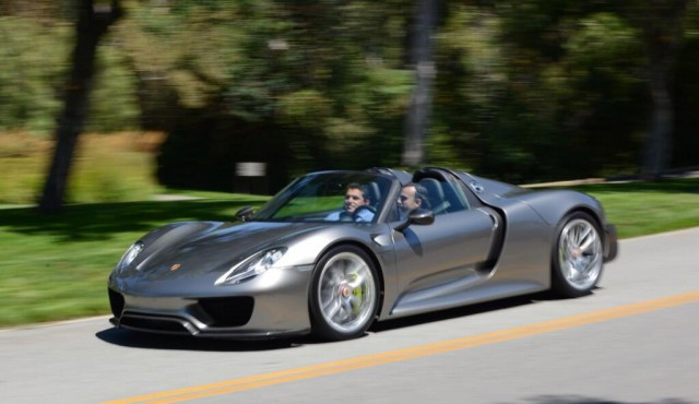 production spec 2014 porsche 918 spyder. Black Bedroom Furniture Sets. Home Design Ideas