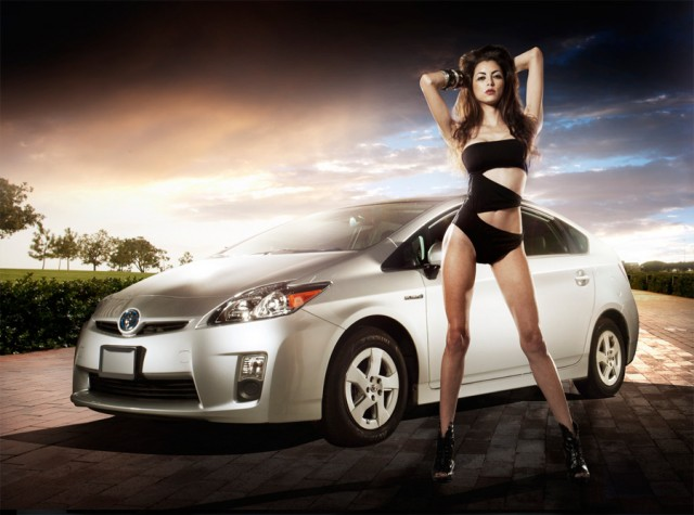 Pump Rebels Calendar: Sex Sells, Even For High-MPG Cars, Gallery 1