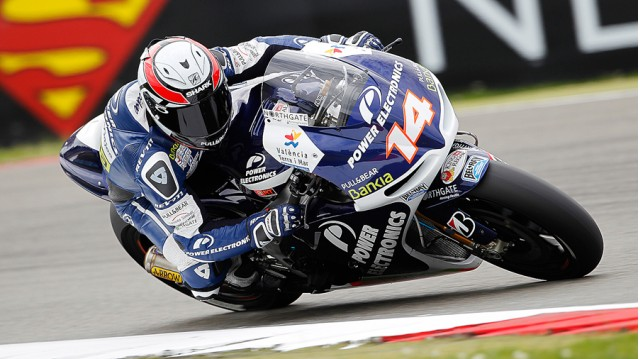 Randy de Puniet was fastest of the CRT riders - MotoGP photo