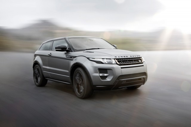 range rover evoque special edition with victoria beckham. Black Bedroom Furniture Sets. Home Design Ideas
