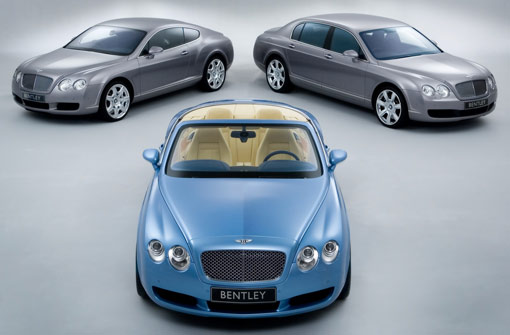 Record sales for Bentley may dilute the brand