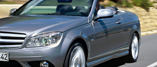 Report: New Mercedes C-Class Cabrio to be called CLR?