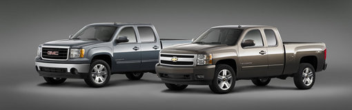 Revealed: 2007 Chevrolet Silverado and GMC Sierra