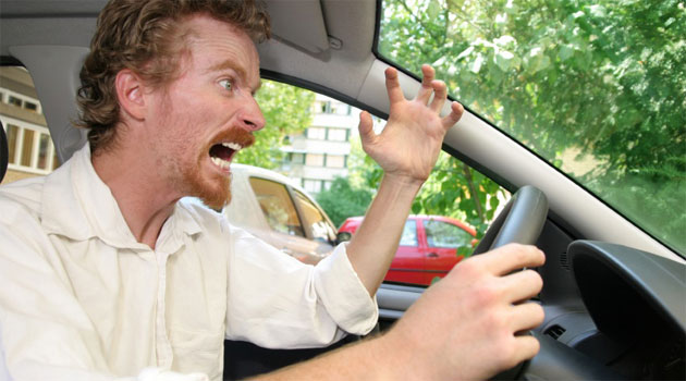 A new survey pegs the aggressive New Yorker as the angriest behind the wheel