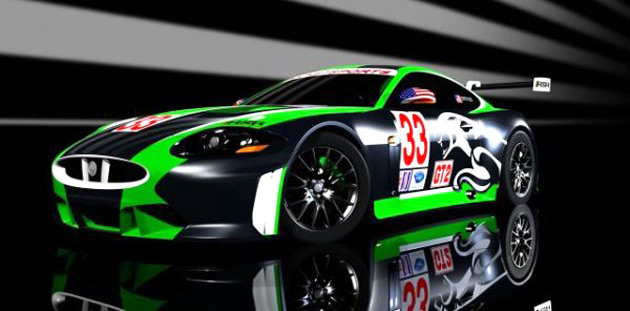 Rocketsports Racing To Tackle Alms With New Jaguar Xkr Gt2