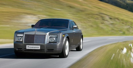 Rolls-Royce Provenance certified pre-owned vehicles