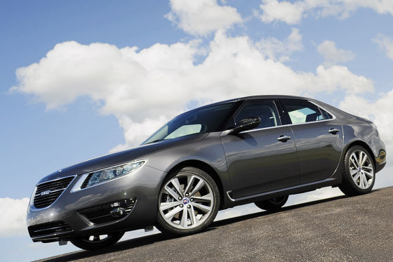 2011 Saab 9 5 Top Safety Pick Class Leading Roof Rating