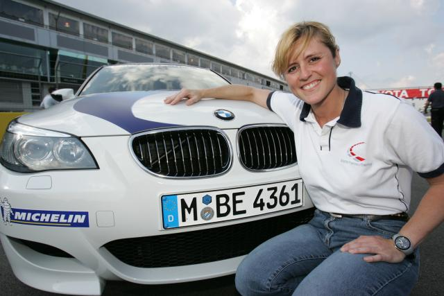 Bmw M5 And Sabine Schmitz Retired From Ring Taxi Duty