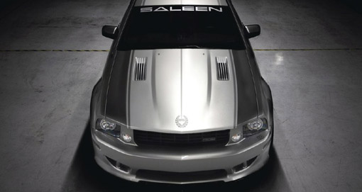 Saleen Offers 302 v8 Crate