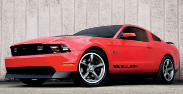 Saleen Performance Vehicles is currently owned by Michigan-based MJ Acquisitions and has no links with founder Steve Saleen