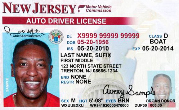 NJ Driver's License New Jersey http://www.thecarconnection.com/news/1079328_new-jersey-is-nothing-to-smile-about-on-your-drivers-license