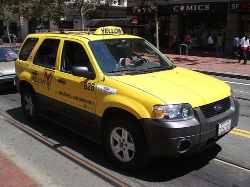 More Proof That Batteries Last Ford Escape Hybrid Taxis