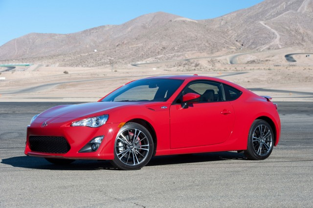 2016 Scion Fr S Review Ratings Specs Prices And Photos The Car Connection