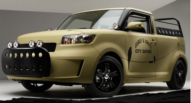 Report: Scion Still Keen On Pickup Truck