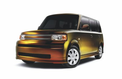 Scion xB Release Series 4.0 #9568116
