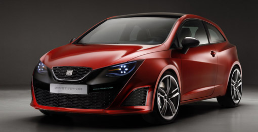 seat reveals new model plan through 2010 new suv and ibiza cupra. Black Bedroom Furniture Sets. Home Design Ideas