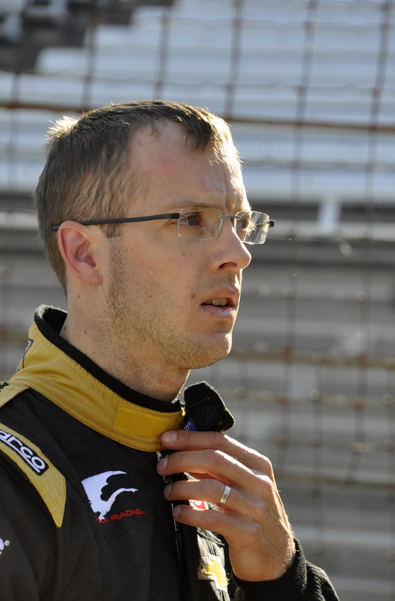 Sebastien Bourdais - Anne Proffit photo