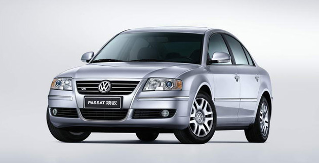 Shanghai Volkswagen To Showcase Hydrogen Fuel Cell Passat Lingyu At L A Auto Show