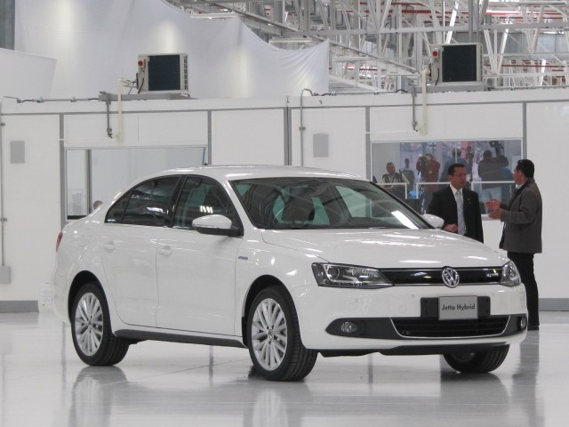 VW Engines for 2014 Passat, 2015 Jetta To Be Made In Mexico, Gallery 1