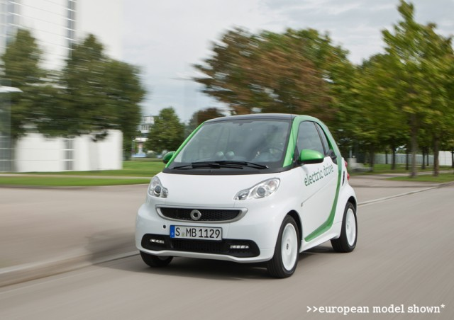 2013 smart electric drive to offer battery leasing in u s. Black Bedroom Furniture Sets. Home Design Ideas