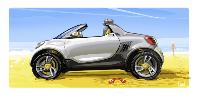 2012 Smart For-Us Concept