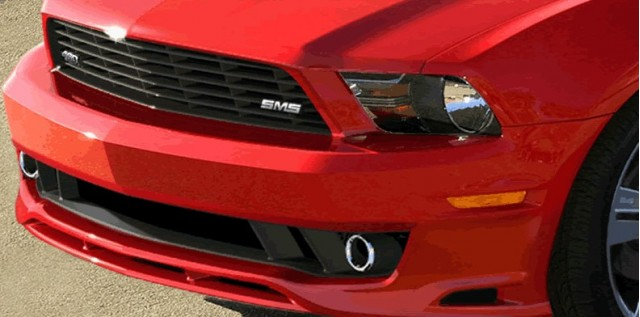 ford mustang sms 460 - photo #23