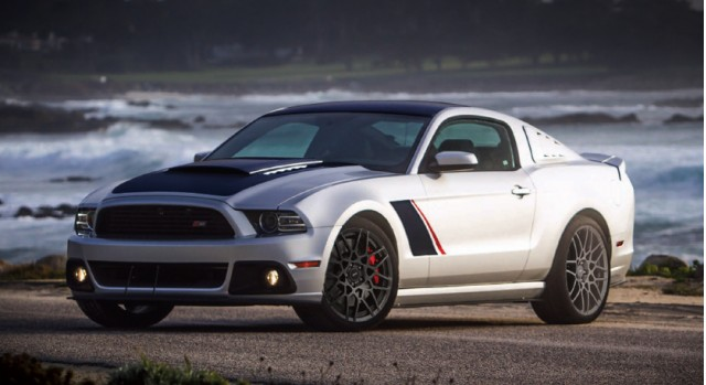 Special edition 2013 Roush Stage 3 Mustang, to be auction in support