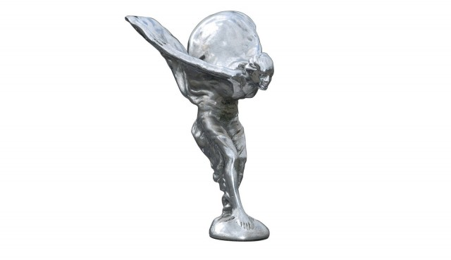 Spirit of Ecstasy mascot