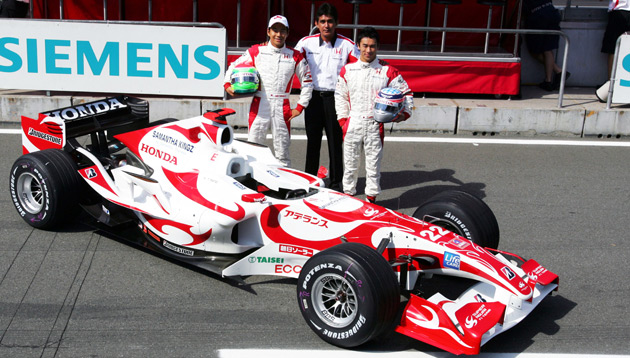 No Chance Of Super Aguri F1 Return