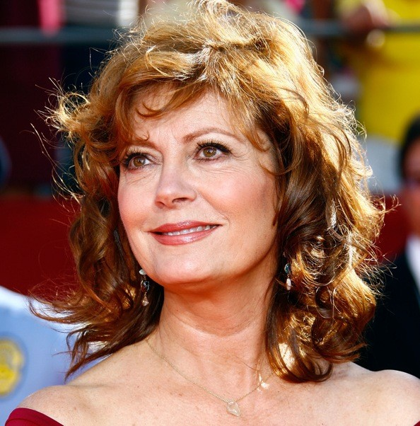 Cougarwatch: Susan Sarandon Hooks Up With Auto