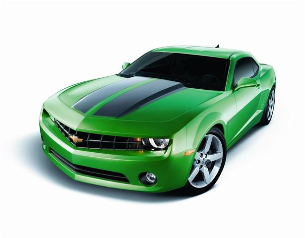 Synergy Green Camaro #8524347