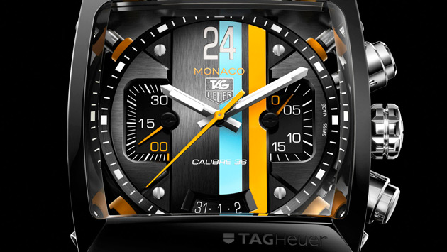 Tag Heuer Celebrates 24 Hours Of Le Mans With Special