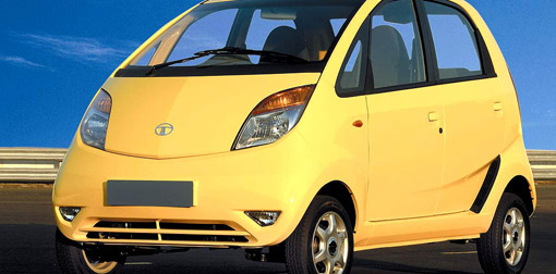 Tata Nano could come with optional air-powered engine