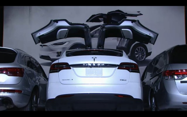 Tesla model x spreads its falcon wings production for Tesla model x cabin air filter