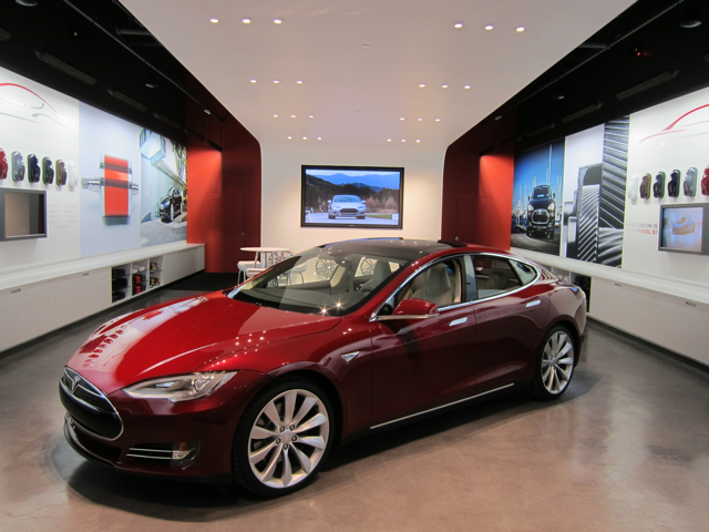 Used Car Dealerships Las Vegas >> Terrified Of Tesla, NADA Launches Campaign To Tout Benefits Of Franchise Dealerships