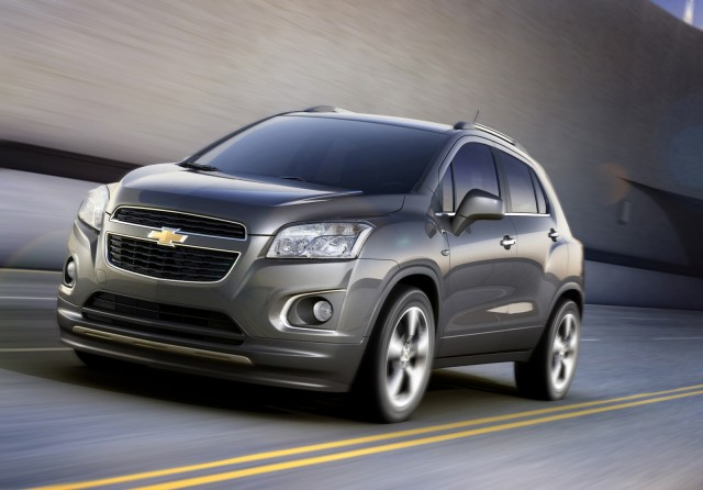 2013 Chevrolet Trax Crossover Is Forbidden Fruit For U.S. Customers