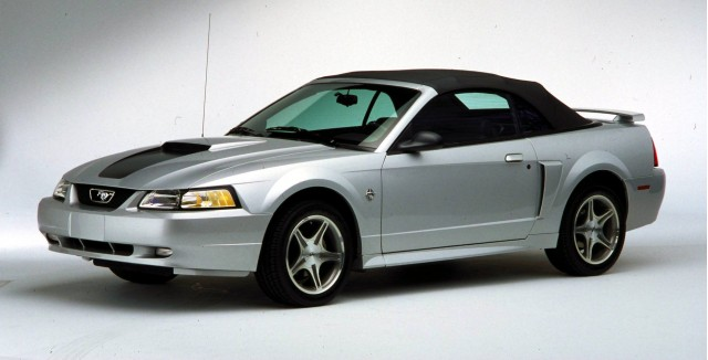 1999 mustang gt 35th anniversary