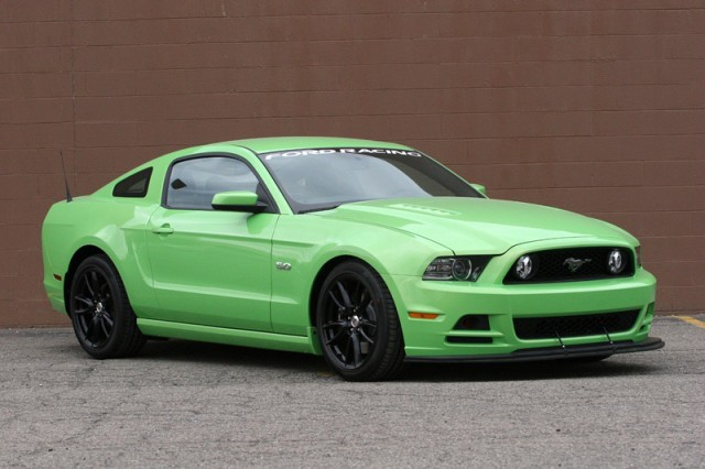 ... GALLERY: The Ford Racing Performance Parts 2013 Mustang GT project car