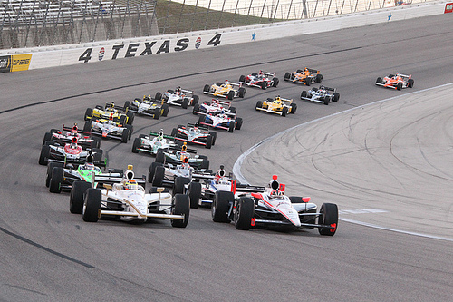 Image The Indy Cars Are Always Exciting To Watch At Texas Motor Speedway Photo Courtesy