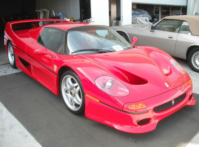 eBay Ferrari Cars for Sale 8