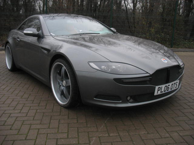 The Sole Right Hand Drive Fisker Tramonto Heads To Auction