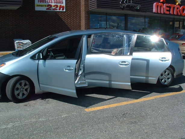 Somebody Couldn T Wait For Toyota To Make The Prius Truck