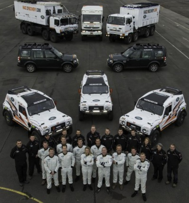 The Race2Recovery Team